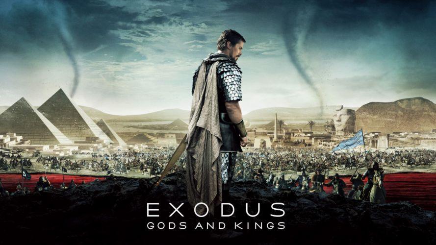 exodus gods and kings movie-3840x2160 wallpaper