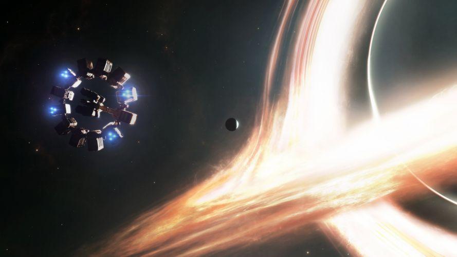 interstellar voyage-3840x2160 wallpaper