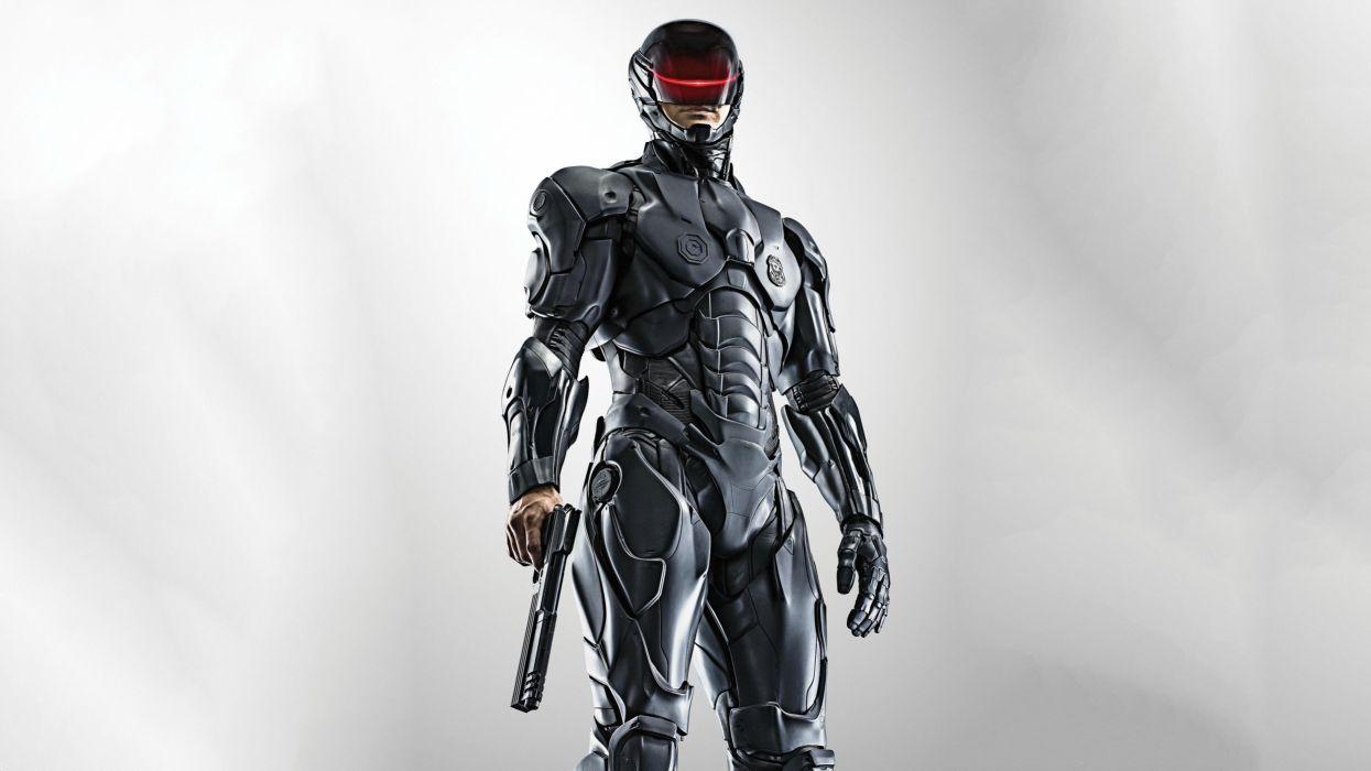 robocop armour suit-3840x2160 wallpaper
