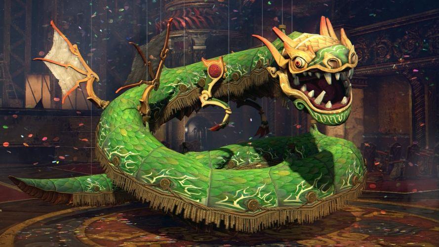 toy dragon-3840x2160 wallpaper
