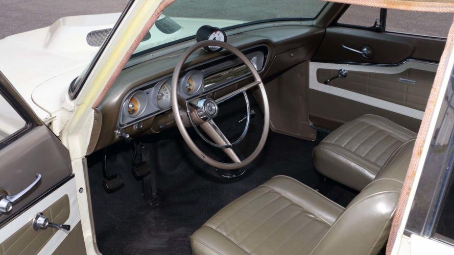 1964 Ford Thunderbolt cars White wallpaper