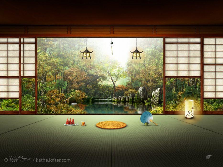 JAPANESE INTERIOR 024 wallpaper