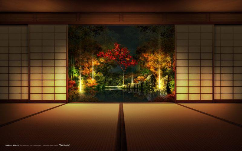 JAPANESE INTERIOR 002 wallpaper