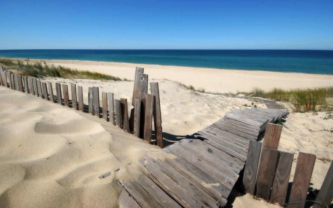 peaceful-beach-wallpaper-hd wallpaper