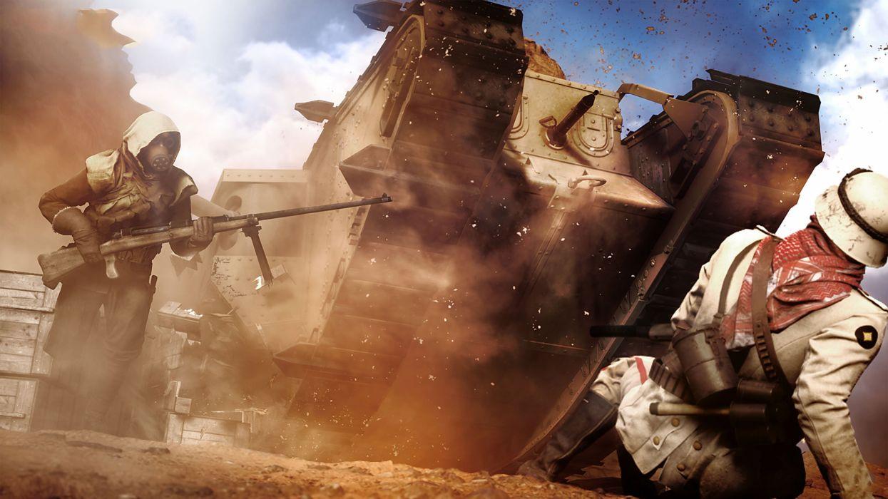 Battlefield-1-4K-Wallpaper-6 wallpaper