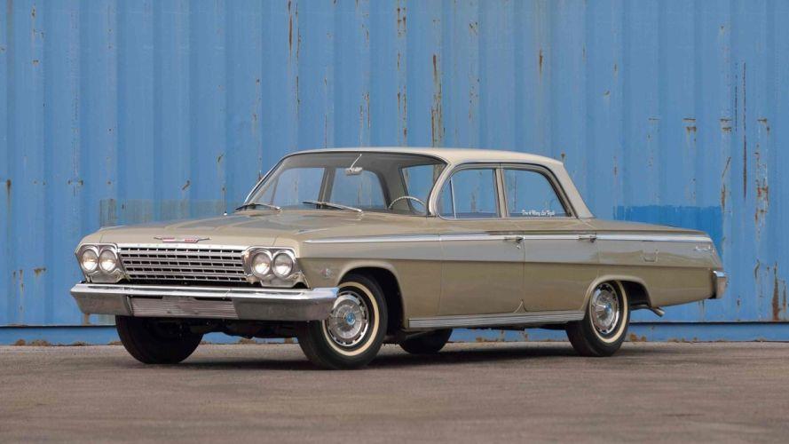 1962 CHEVROLET IMPALA SEDAN cars wallpaper