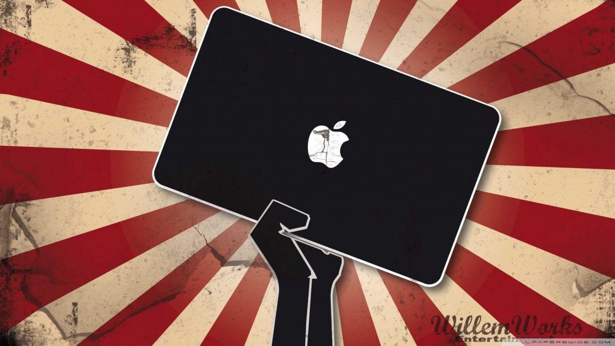 Apple (4) wallpaper