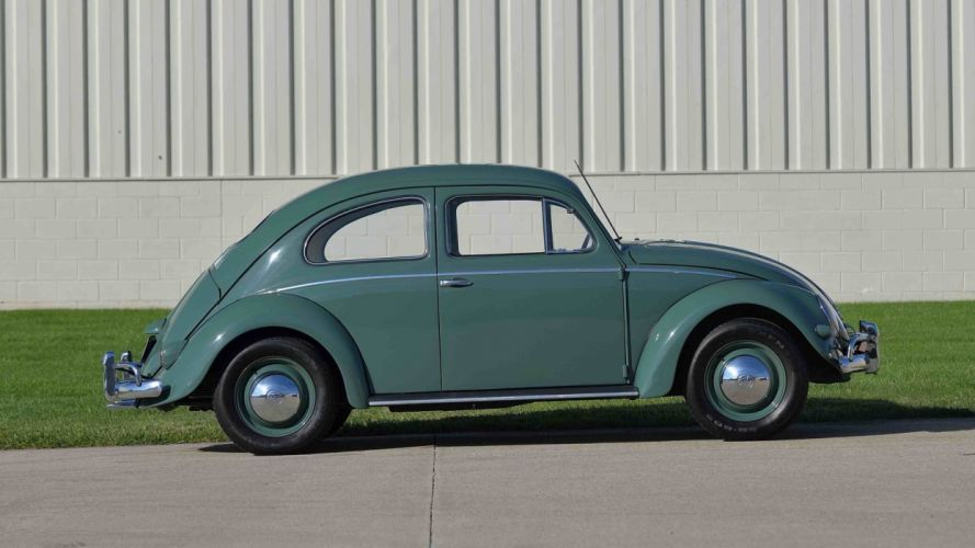 1957 VOLKSWAGEN BEETLE cars 1200 wallpaper