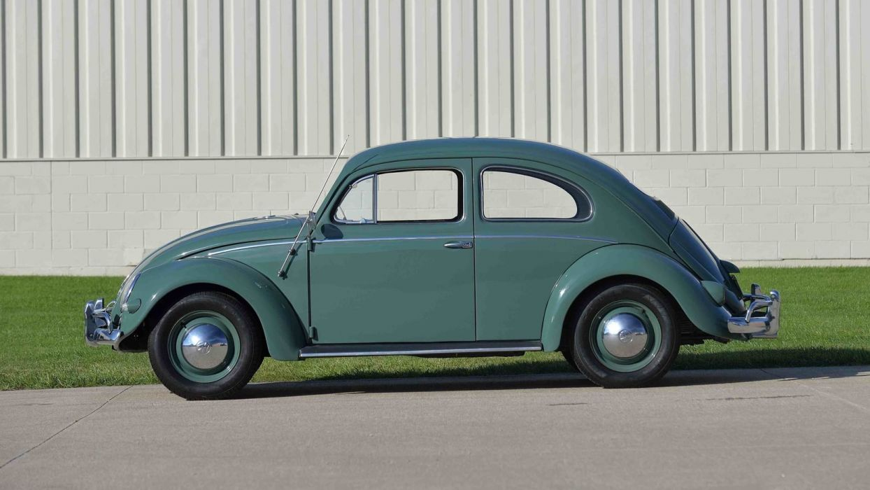 1957 VOLKSWAGEN BEETLE cars 1200 wallpaper