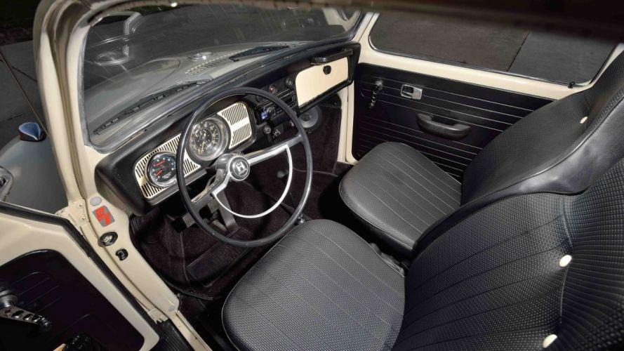 1969 VOLKSWAGEN BEETLE cars 1500 wallpaper