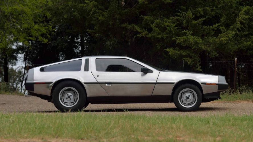 1981 DELOREAN DMC-12 cars Stainless wallpaper