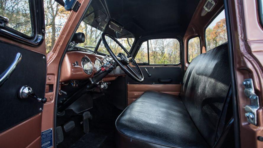 1953 CHEVROLET 3100 5-WINDOW PICKUP truck wallpaper