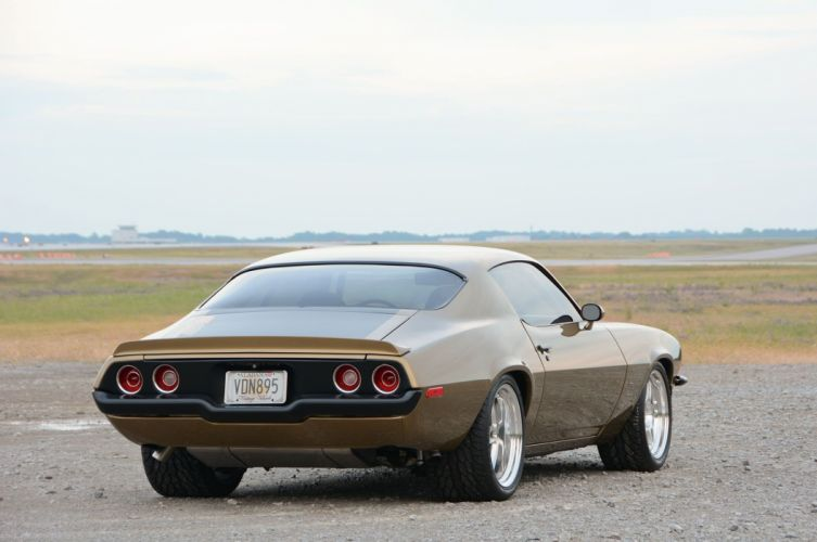 Pro Touring 1970 chevy Camaro cars wallpaper