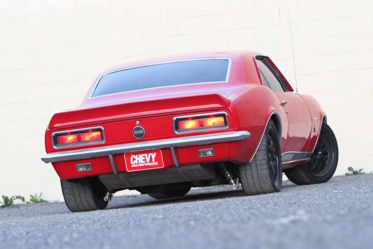 1967 Camaro chevy chevrolet cars modified wallpaper