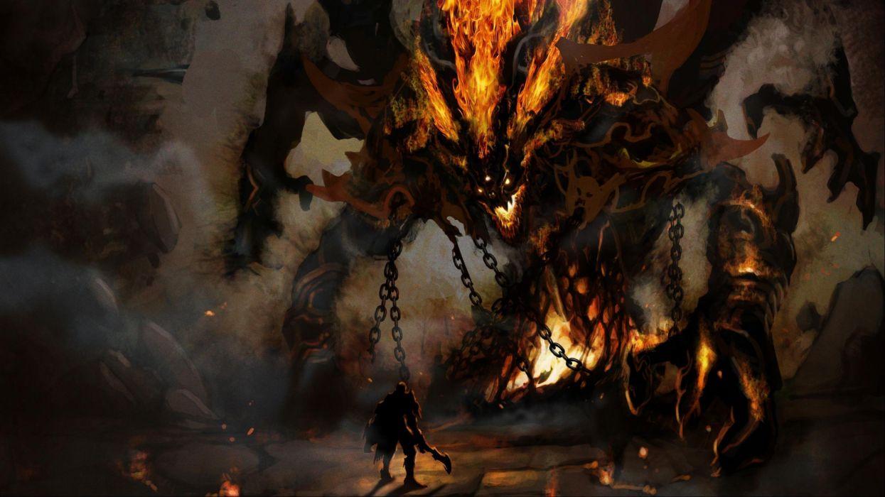 36131605-monster-[wallpaper] wallpaper