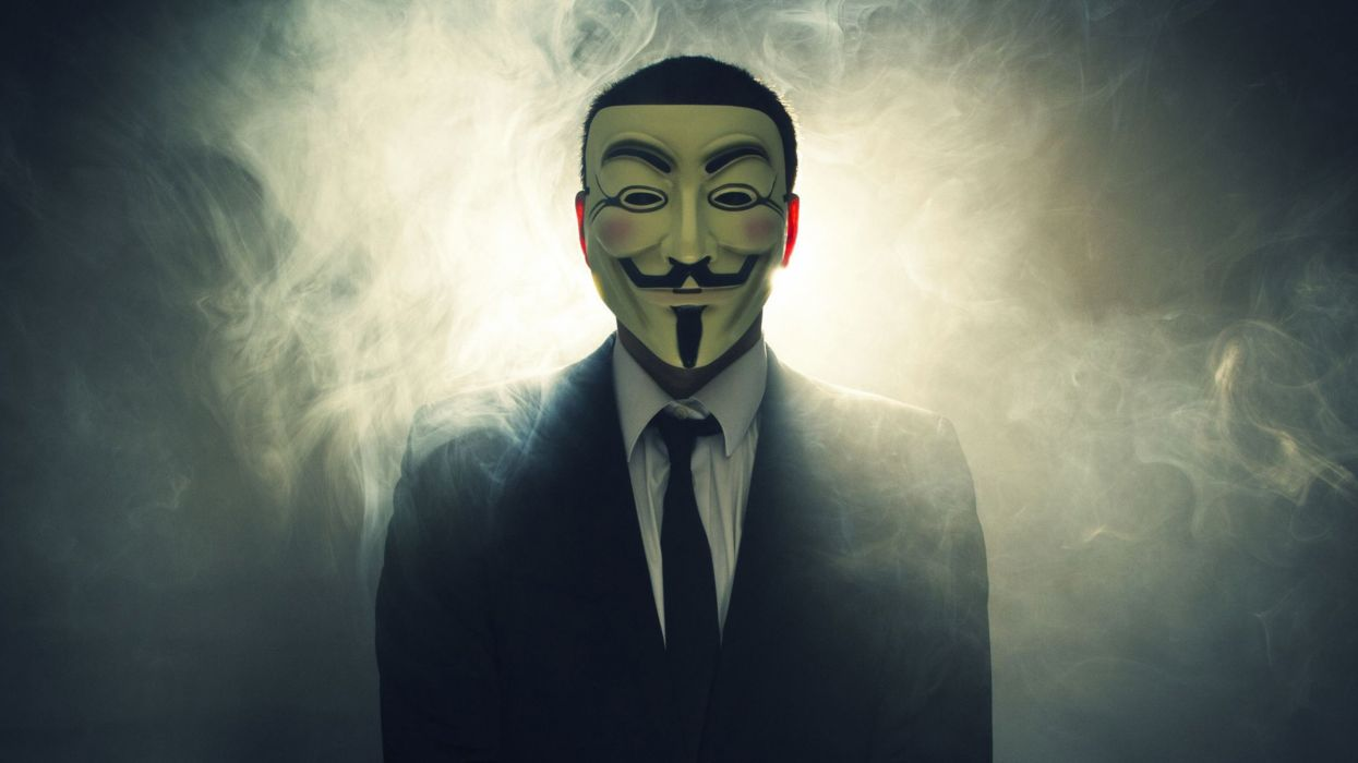36153368 Anonymous Wallpaper
