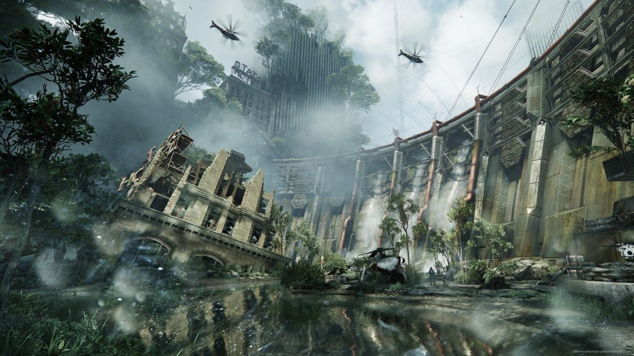 35842281-crysis-3-wallpaper wallpaper