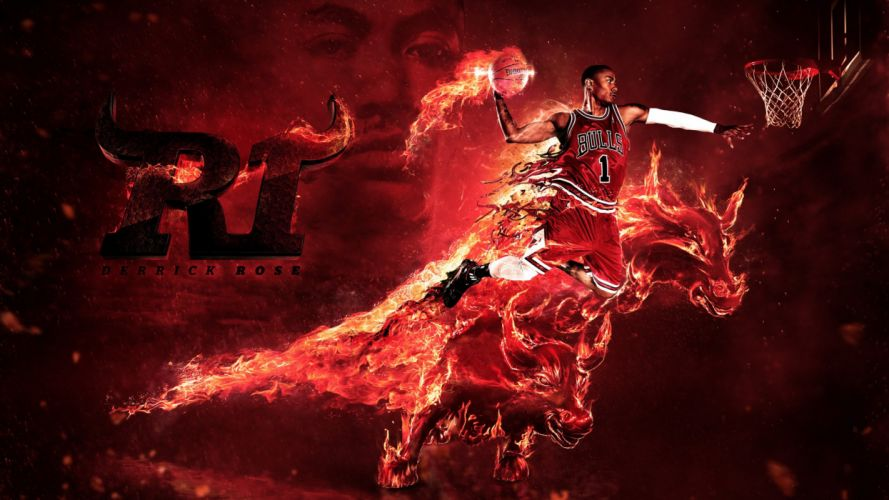 36154948-derrick-rose-wallpaper wallpaper