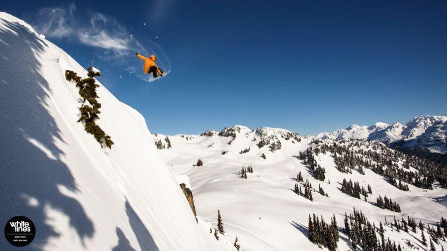 36040005-snowboard-wallpaper wallpaper
