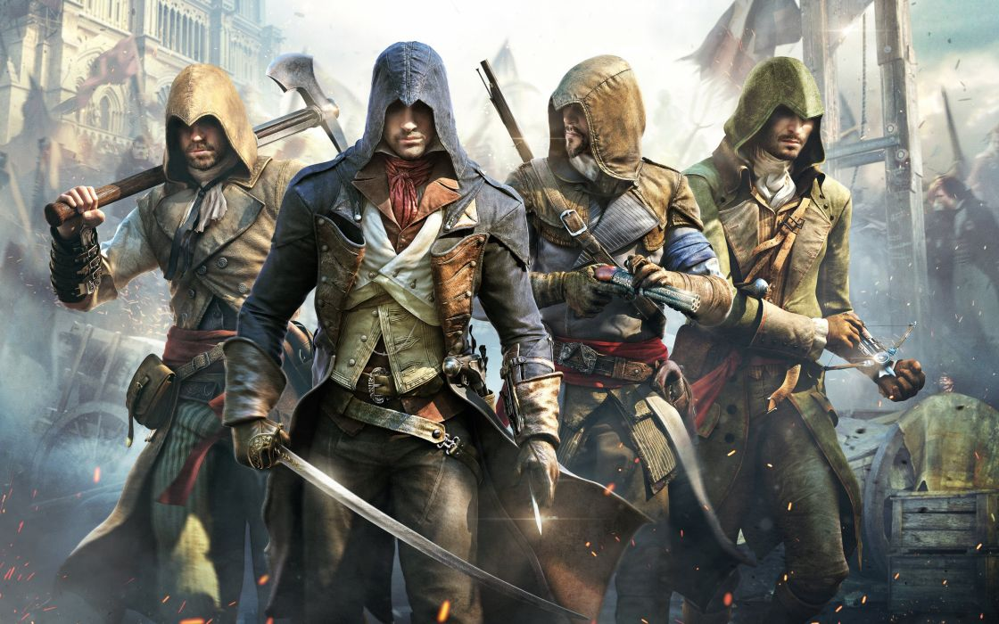 35936484-assassins-creed-unity-wallpaper wallpaper