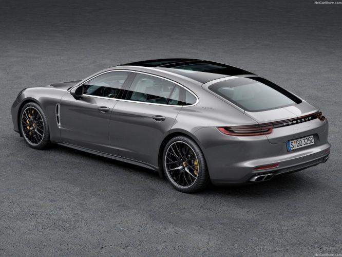 Porsche Panamera Executive cars 2016 wallpaper