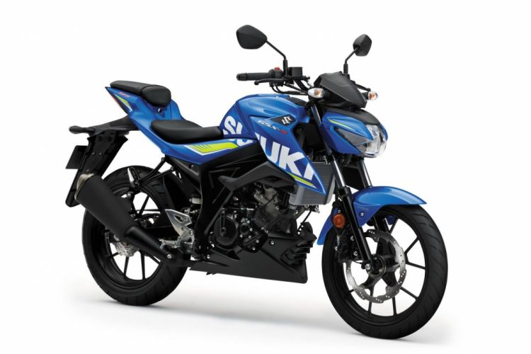 GSX-S 125 susuki motorcycles 2016 wallpaper