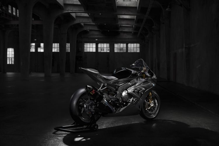 BMW Carbon Fiber HP4 Race Concept Bike motorcycles wallpaper