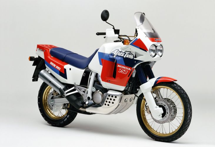 Honda XRV 750 Africa Twin motorcycles 1990 wallpaper
