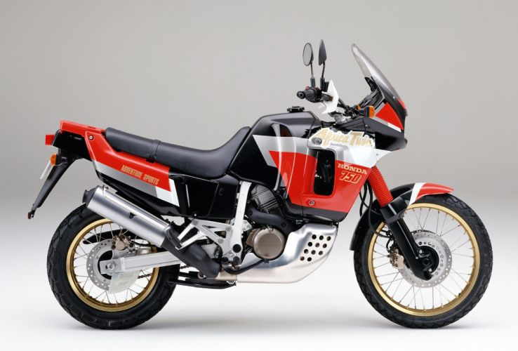 Honda XRV 750 Africa Twin motorcycles 1990 wallpaper