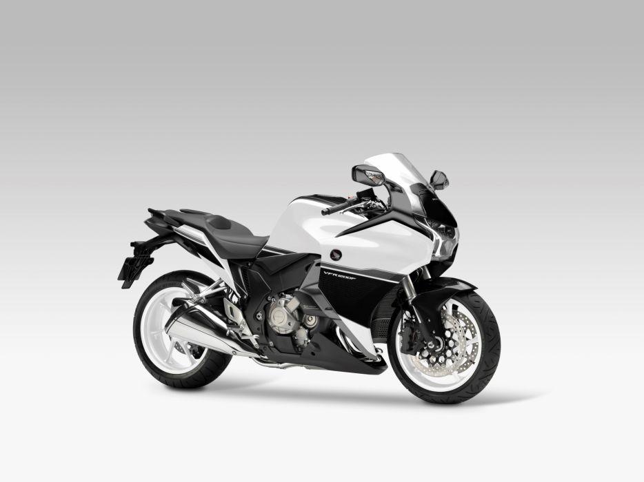 Honda VFR 1200F motorcycles 2012 wallpaper