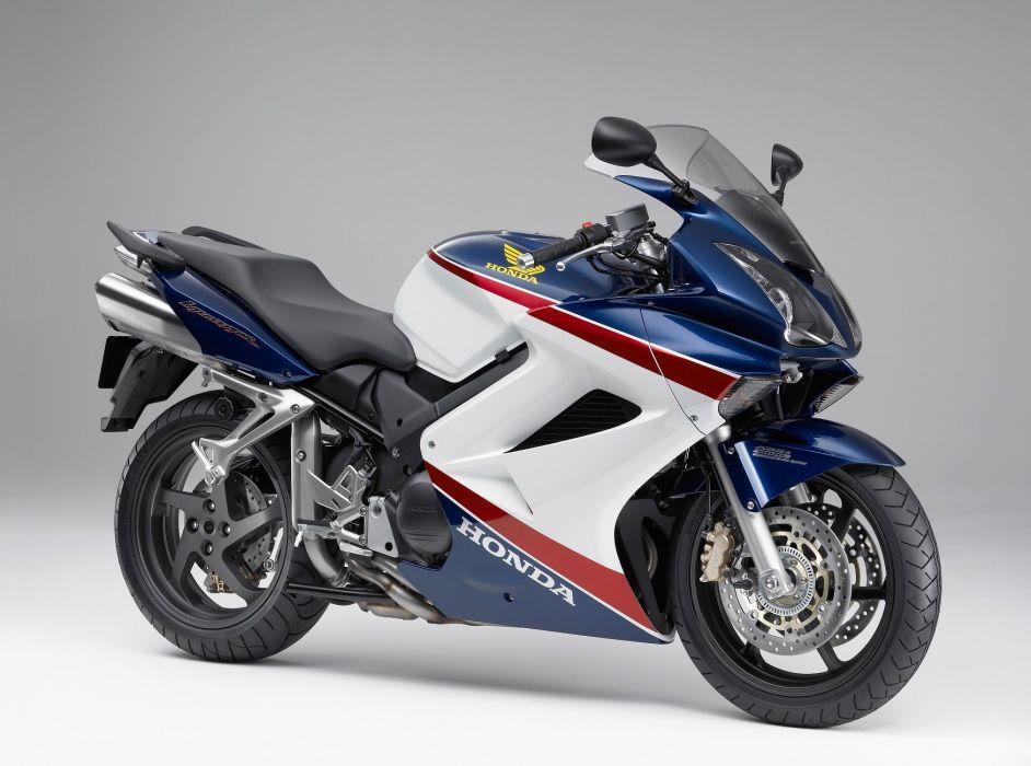 Honda VFR 800 Special motorcycles 2006 wallpaper