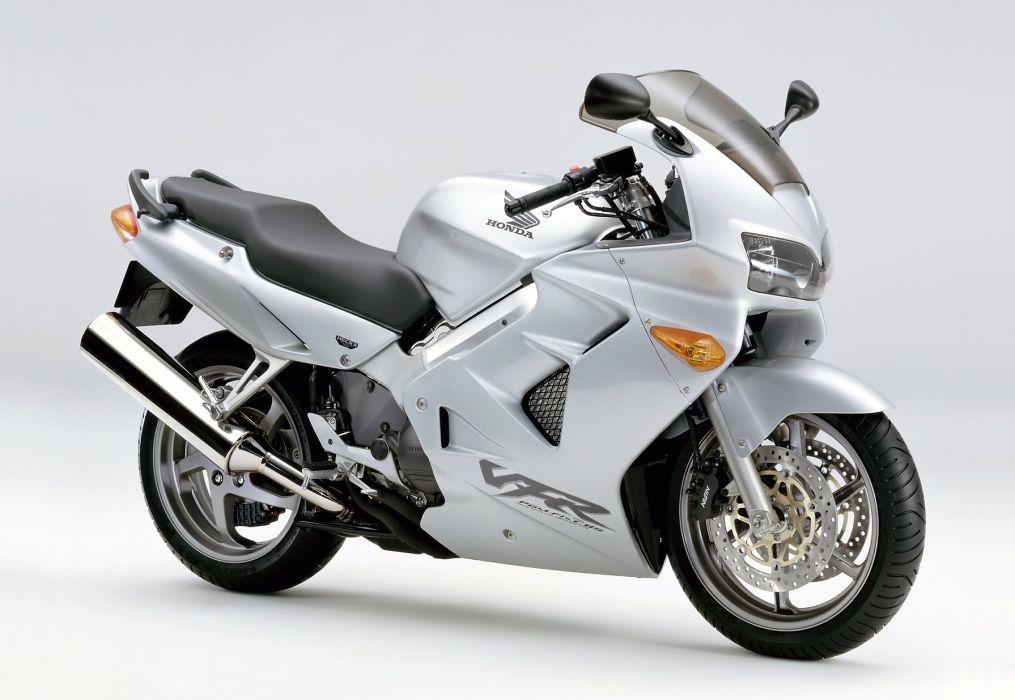 Honda VFR 800 motorcycles 2006 wallpaper
