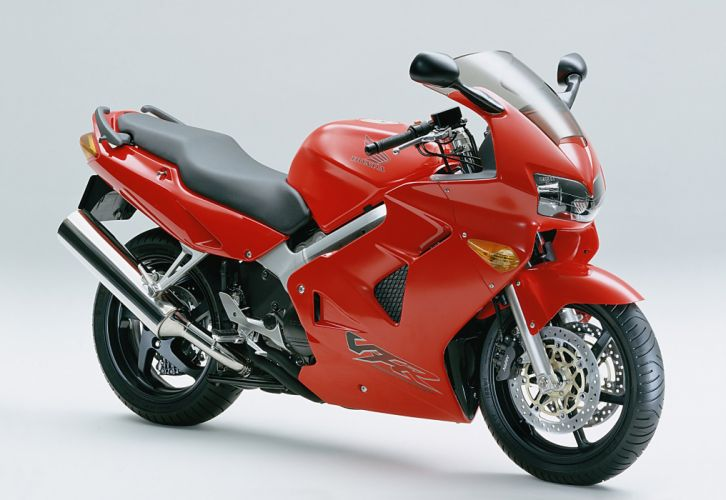 Honda VFR 800 motorcycles 2006 wallpaper