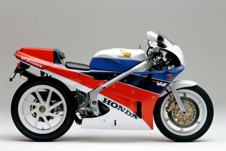 Honda VFR 750R 1987 wallpaper