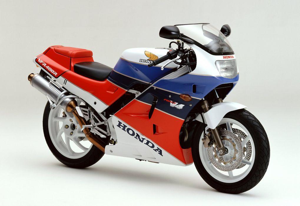 Honda VFR 400R 1987 wallpaper