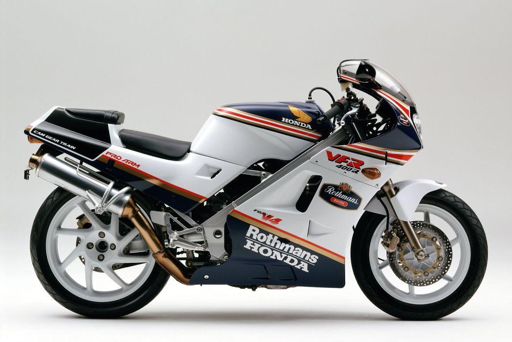 Honda VFR 400R Special Edition 1987 wallpaper