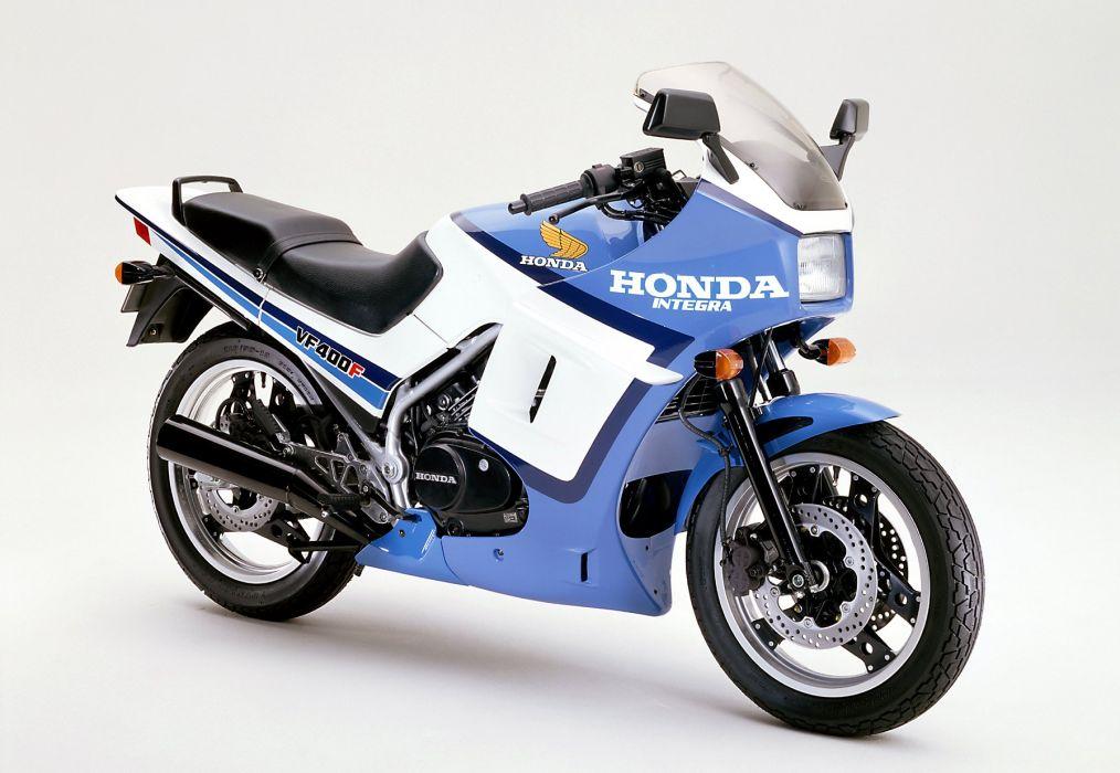 Honda VF400F Integra 1984 wallpaper