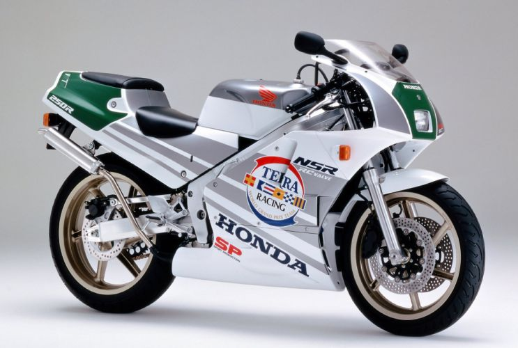 Honda NSR 250R (SP) 1988 wallpaper