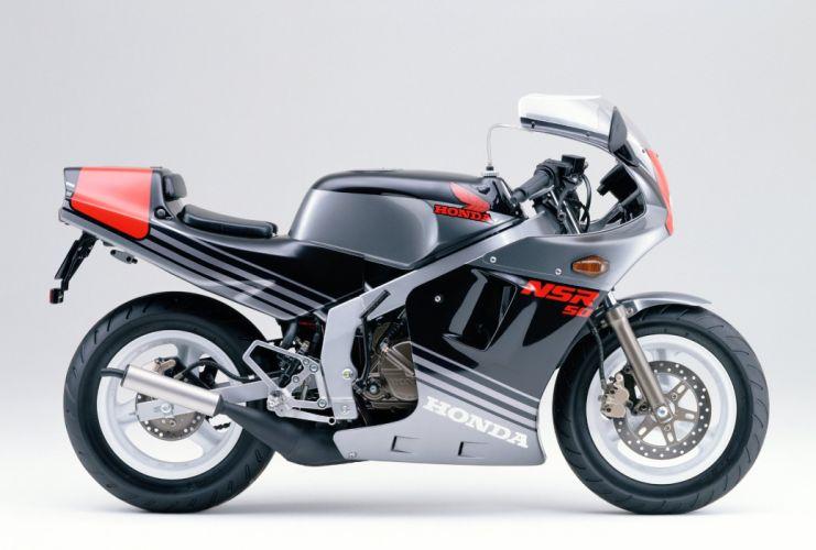 Honda NSR50 motorcycles 1987 wallpaper