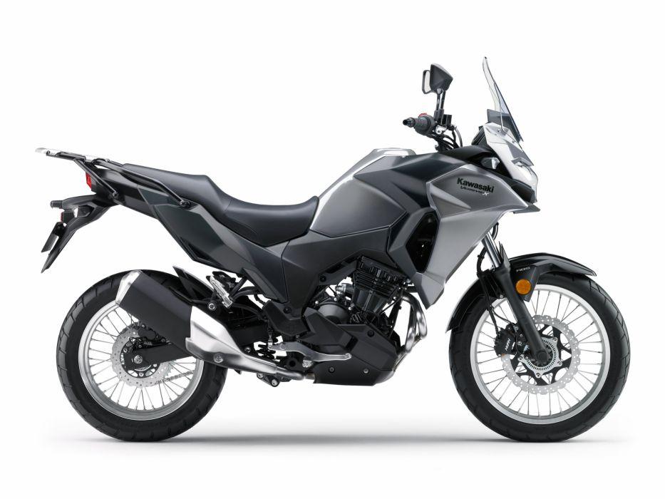 Kawasaki Versys-X 300 motorcycles 2017 wallpaper