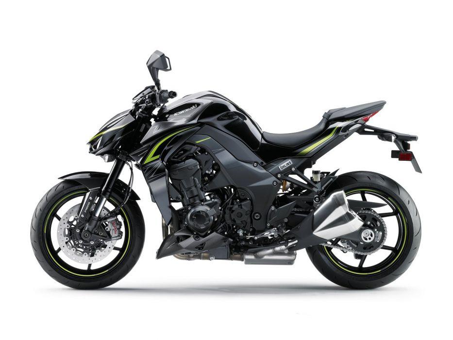 Kawasaki Z1000 R Edition Motorcycles 2016 Wallpaper