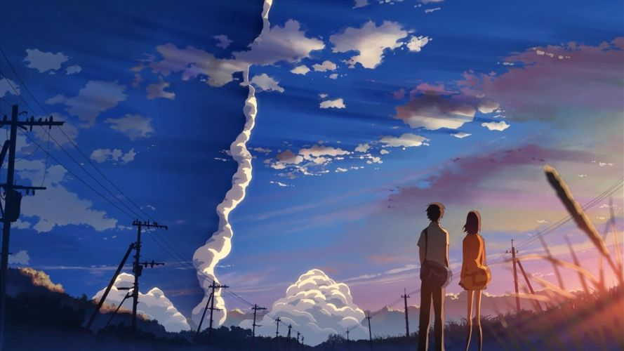5 Centimeres Per Second (38) wallpaper