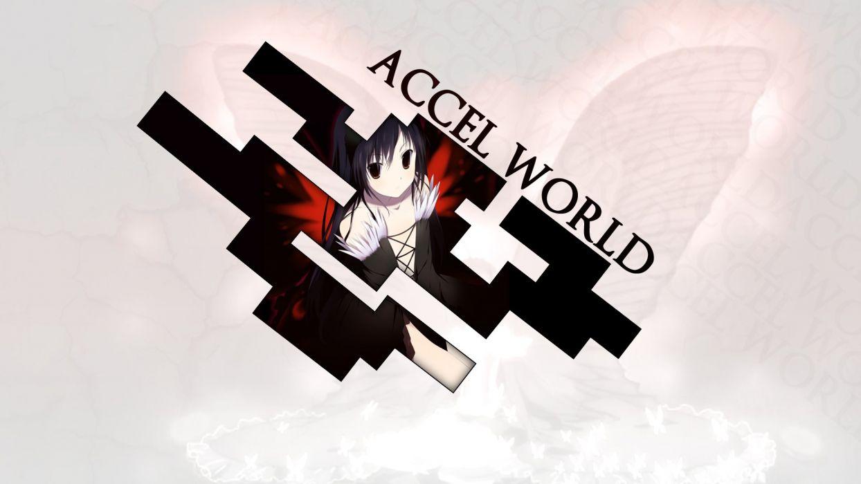 Accel World (13) wallpaper