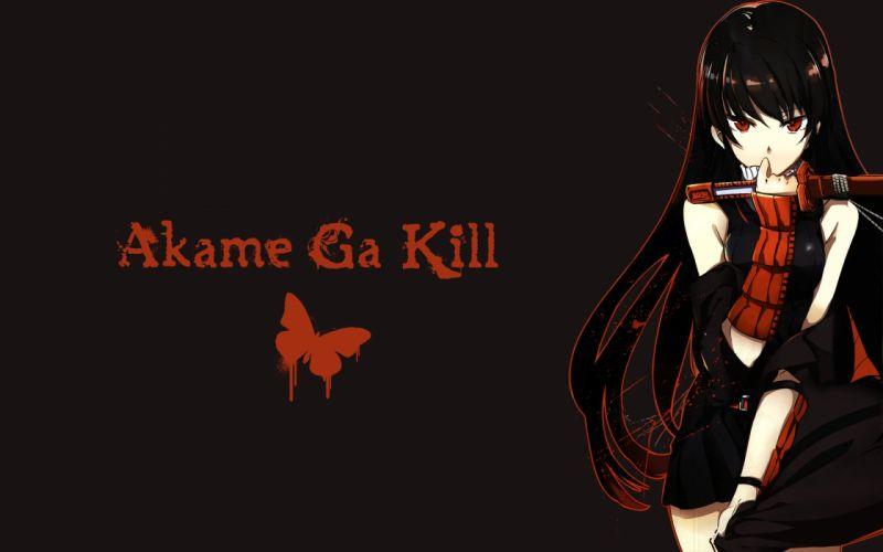Akame Ga Kill (43) wallpaper