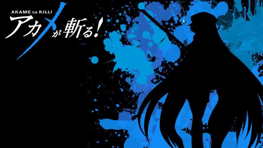 Akame Ga Kill (4) wallpaper