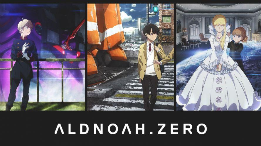 Aldnoah Zero (12) wallpaper