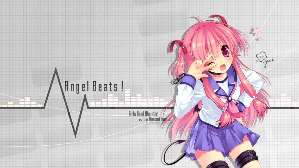 Angel Beats (7) wallpaper