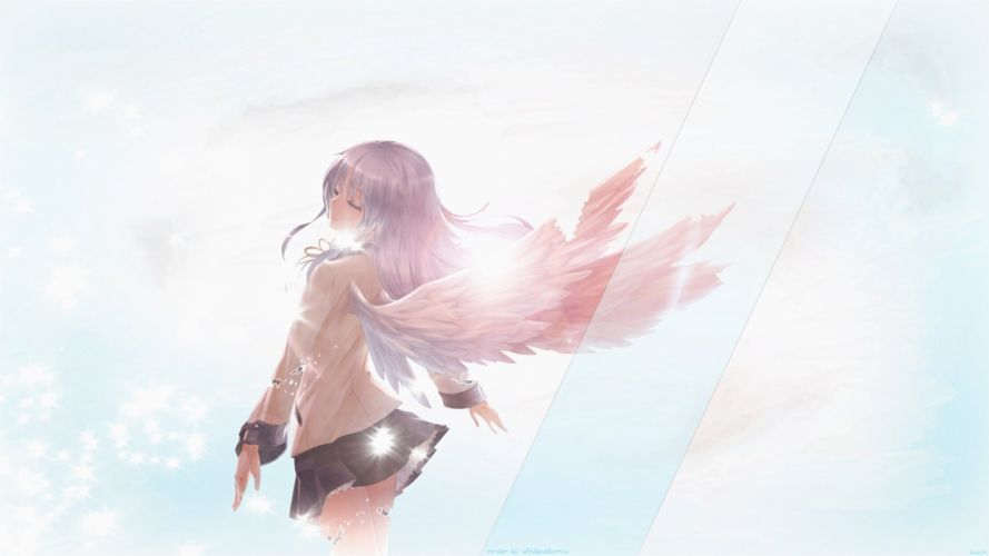 Angel Beats (25) wallpaper