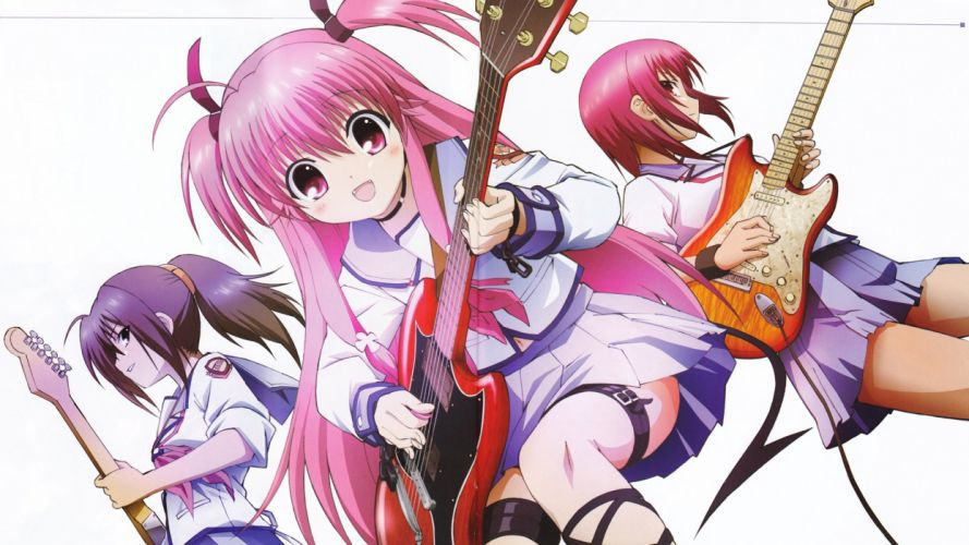 Angel Beats (37) wallpaper