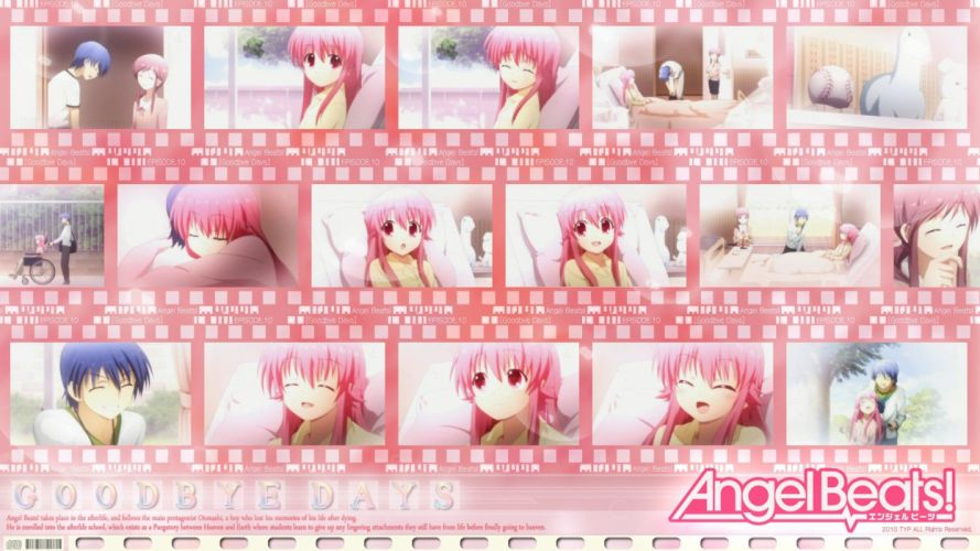 Angel Beats (108) wallpaper